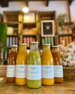 Soupe Cosse entreprise incubée chez KEDGE