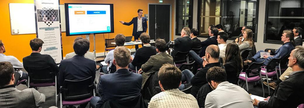 Vous souhaitez investir dans les start-up ? Intégrez le réseau de KEDGE Business Angels - KEDGE