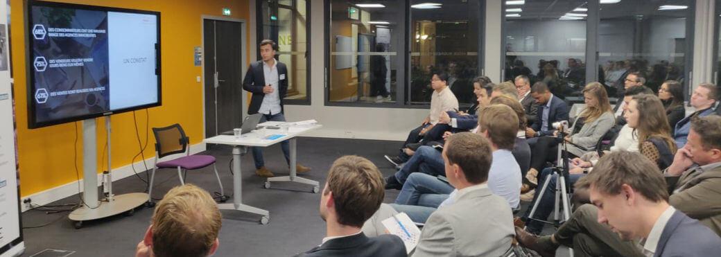 KEDGE Entrepreneurship permet pour la première fois à ses Business Angels d'investir dans les start-up de son écosystème - KEDGE
