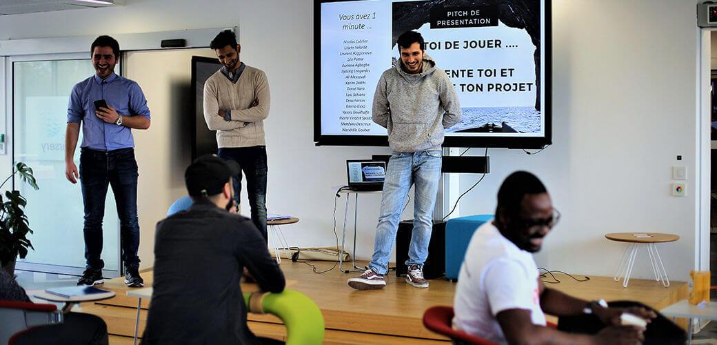 Profitez des espaces KEDGE Entrepreneurship  - KEDGE