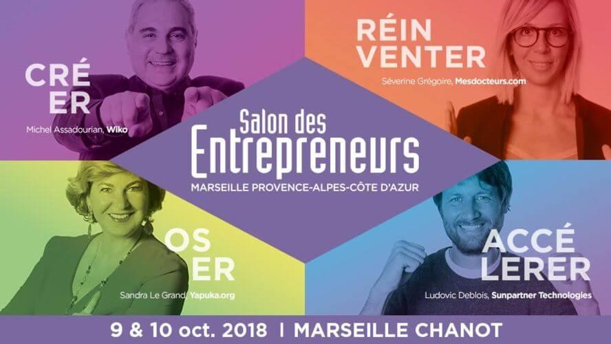 KEDGE Entrepreneurship  vous invite au Salon des Entrepreneurs - KEDGE