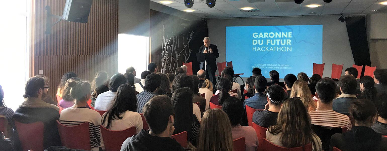 Des étudiants et entrepreneurs de KEDGE Bordeaux inventent la Garonne du Futur - KEDGE
