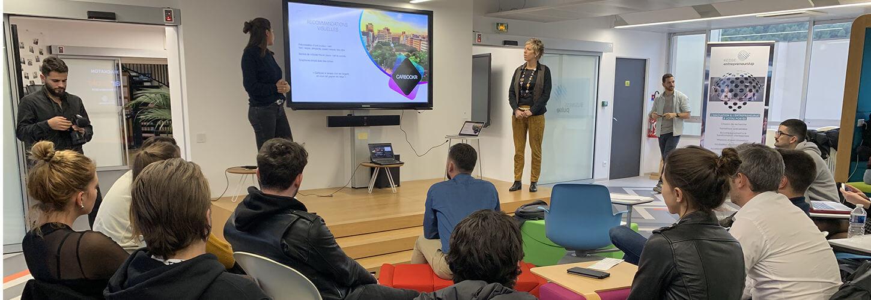 KEDGE Entrepreneurship a organisé un hackathon pour la start-up Carbookr - KEDGE