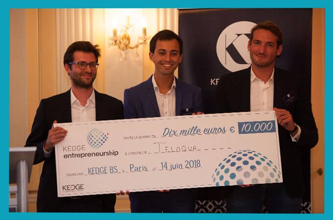 Prix - Concours - KEDGE